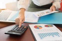compiling financial data